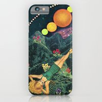 Midnight Sunbath iPhone 6 Slim Case