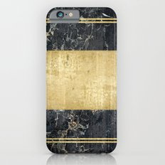 marble in gOld Slim Case iPhone 6s