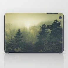 Forests never sleep iPad Case