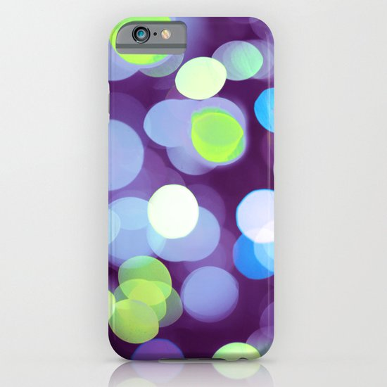 Purple Light iPhone & iPod Case
