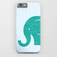 Fun at the Zoo: Elephant iPhone 6 Slim Case