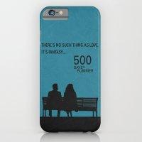 500 Days Of Summer Quote… iPhone 6 Slim Case