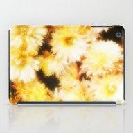 Golden Michaelmas Daisie… iPad Case