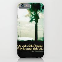 Secret of the sea iPhone 6 Slim Case