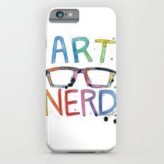 ART NERD Slim Case iPhone 6s