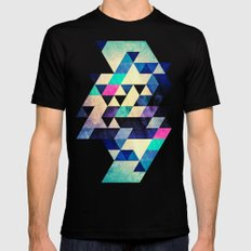 cyld syt Black SMALL Mens Fitted Tee