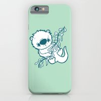 iPhone & iPod Case featuring Otter by Steph Dillon
