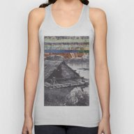 Floating Home Unisex Tank Top