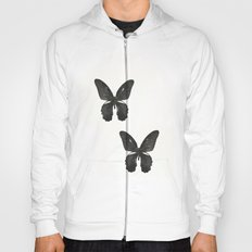 Black Butterfly Hoody