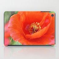 Poppies(cheerful). iPad Case