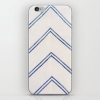Chevron Pattern iPhone & iPod Skin