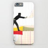 Tears Apart iPhone 6 Slim Case
