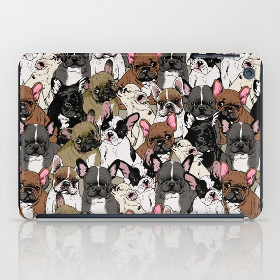 Social Frenchies iPad Case