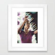 I'm Waking Up to Us Framed Art Print