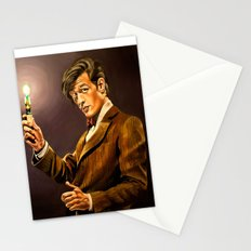 The Eleventh Doctor Stationery Cards