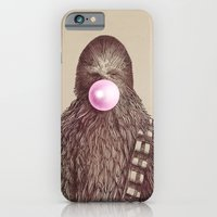 iPhone Cases featuring Big Chew by Eric Fan