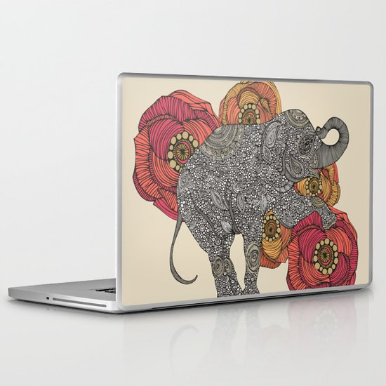 Rosebud Laptop & iPad Skin