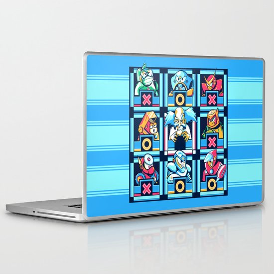 Wily For The Win Laptop & iPad Skin