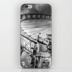 The London Eye iPhone & iPod Skin