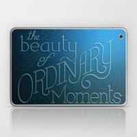 The Ordinary Moments Laptop & iPad Skin
