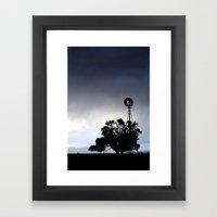 Peyton Framed Art Print