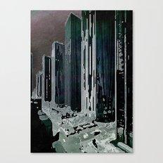 citymdnfltr Canvas Print