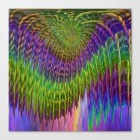 Rainbow Connection Canvas Print