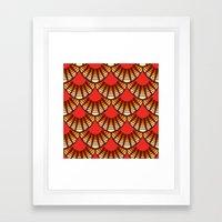 SAMAKI 2 Framed Art Print