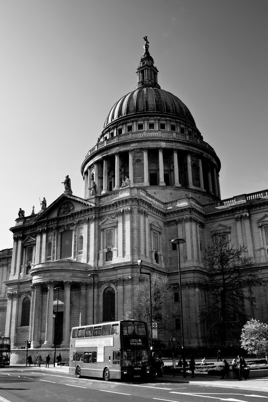 St Paul's Cathedral London Art Print