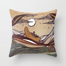 Winkin' Blinkin' & Nod Throw Pillow