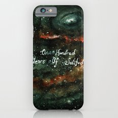 One Hundred Years of solitude iPhone 6 Slim Case