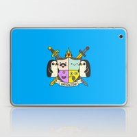 Heroooldry Laptop & iPad Skin