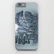 Midnight in the Stone Garden (colour option) Slim Case iPhone 6s