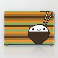 Ricebowl iPad Case