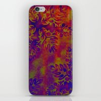 Heaven And Hell iPhone & iPod Skin