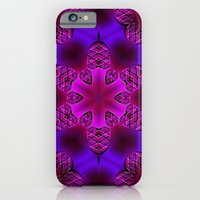 iPhone & iPod Case featuring Abstract X Two by Mr D's Abstract Adventures