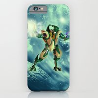 robot iPhone & iPod Cases featuring Robot  by nicky2342