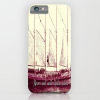 Never sail under false colors iPhone 6 Slim Case