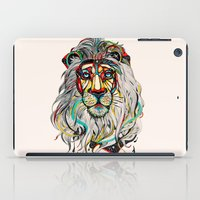 Lion iPad Case