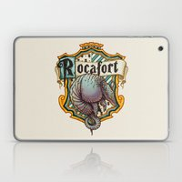 HP Rocafort House Crest Laptop & iPad Skin