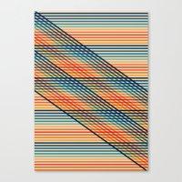OvrlapToo Canvas Print