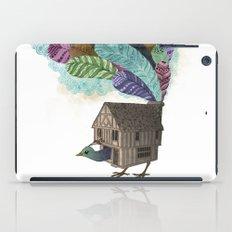birdhouse revisited iPad Case