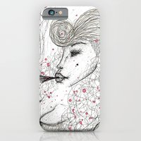 iPhone & iPod Case featuring Big Mama Pink by Meagan Harman