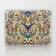 Drawing Floral Zentangle G240 Laptop & iPad Skin