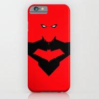 RED RED HOOD iPhone 6 Slim Case