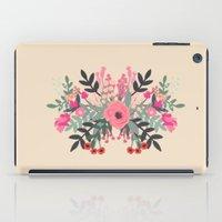 Twilight flowers iPad Case