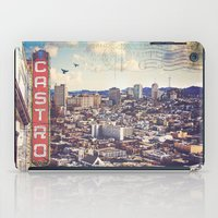 The City By The Bay iPad Case