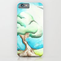 iPhone & iPod Case featuring Tree by Ryan Pola