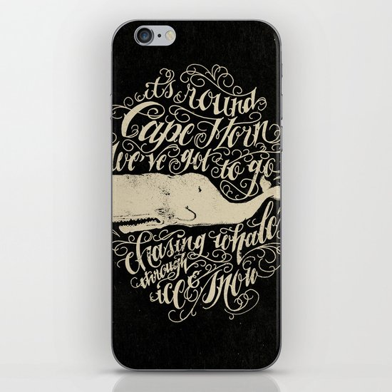 Cape Horn iPhone & iPod Skin