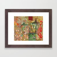 Being for the Benefit of Mr. Liddell's Daughters (2) Framed Art Print